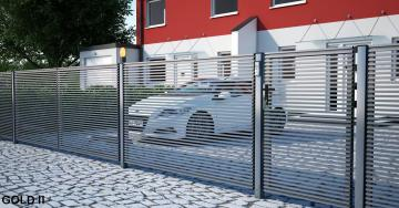 zdjęcie Fencing Systems, Gates, Panels, Wickets, Steel Products